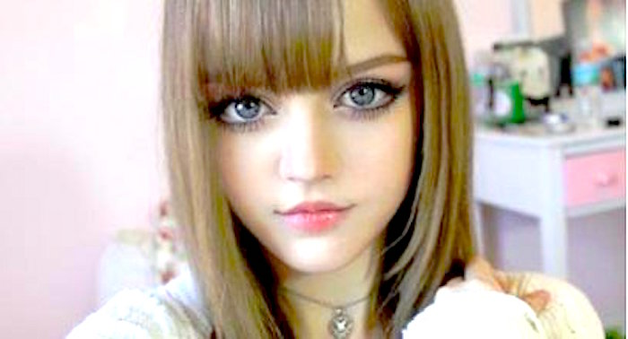 Dakota Rose Ostrenga, la Barbie humana | Famosos