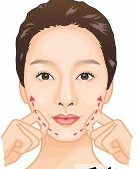 Lymph-massage-face-lift