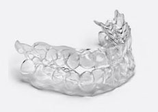 Dental-Essix-Retainer