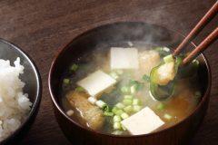 日本が生んだ美容スープ・味噌汁で、毎日ムリせずダイエット!